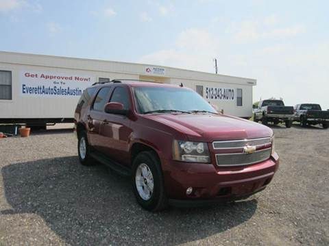 2007 Chevrolet Tahoe for sale in Austin, TX