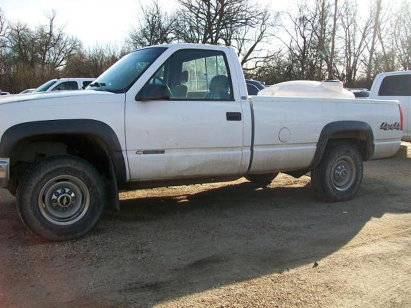 1998 Chevrolet C K 3500 Series For Sale