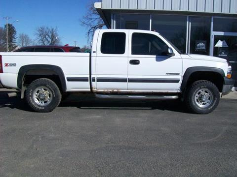 2002 Chevrolet Silverado 2500hd For Sale