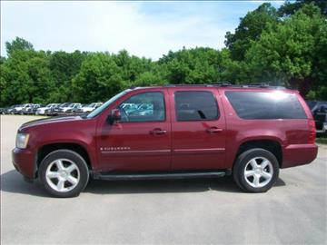 2008 Chevrolet Suburban For Sale Minnesota