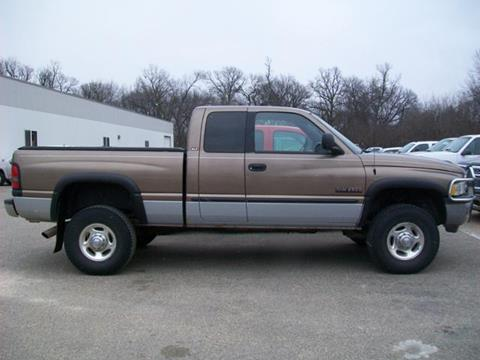 Dodge Ram Pickup 2500 For Sale Minnesota