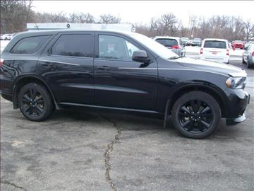 2013 Dodge Durango For Sale Minnesota