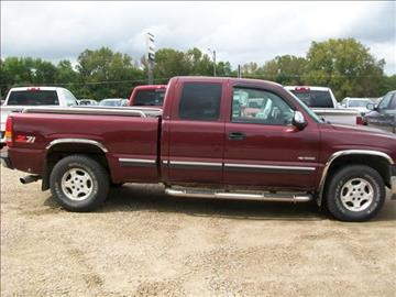 1999 Chevrolet Silverado 1500 For Sale Minnesota