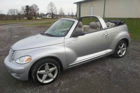 2005 Chrysler PT Cruiser for sale in Beloit, OH