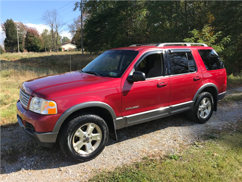 2004 Ford Explorer for sale in Beloit, OH