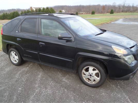 2002 Pontiac Aztek for sale in Beloit, OH