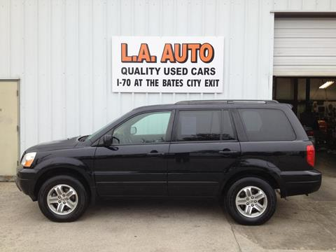 2005 Honda Pilot for sale in Bates City, MO
