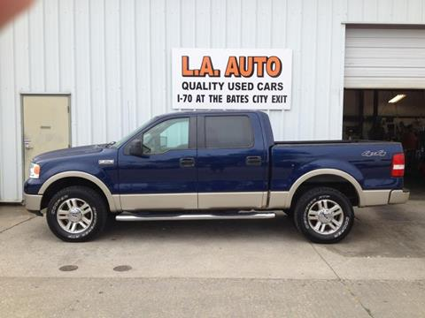 2007 Ford F-150 for sale in Bates City, MO