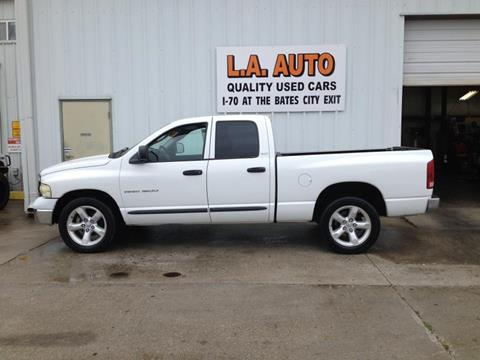 2002 Dodge Ram Pickup 1500 for sale in Bates City, MO
