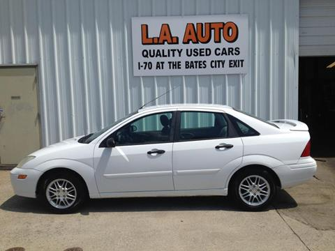2000 Ford Focus for sale in Bates City, MO
