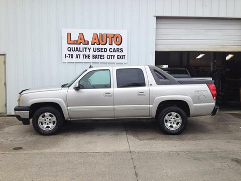 2006 Chevrolet Avalanche for sale in Bates City, MO