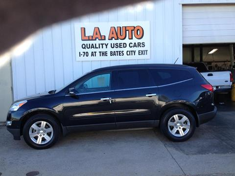 2010 Chevrolet Traverse for sale in Bates City, MO