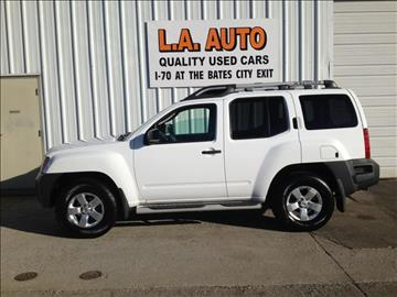 2010 Nissan Xterra for sale in Bates City, MO