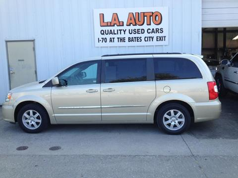 2011 Chrysler Town and Country for sale in Bates City, MO