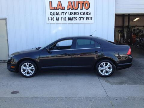 2012 Ford Fusion for sale in Bates City, MO