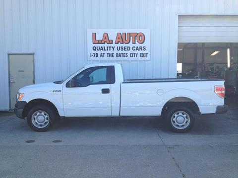 2011 Ford F-150 for sale in Bates City, MO