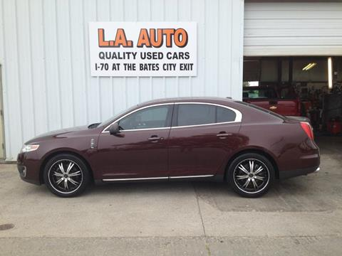 2009 Lincoln MKS for sale in Bates City, MO