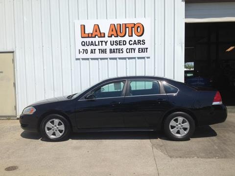 2011 Chevrolet Impala for sale in Bates City, MO