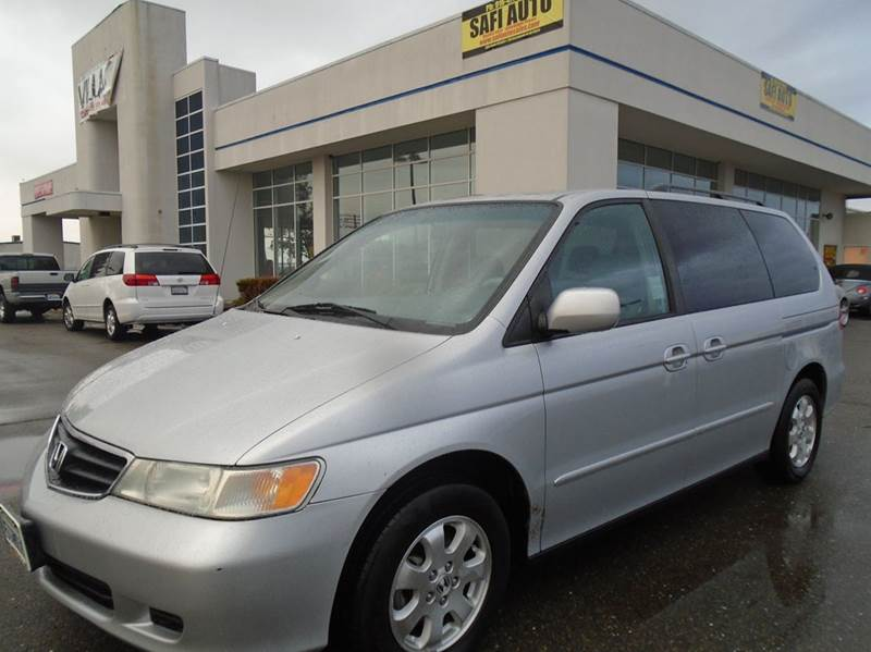 2004 honda odyssey ex 4dr mini van in sacramento ca safi auto. Black Bedroom Furniture Sets. Home Design Ideas