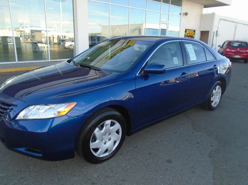 2009 toyota camry le 4dr sedan 5a in sacramento ca safi auto. Black Bedroom Furniture Sets. Home Design Ideas