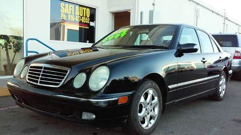 mercedes benz e class for sale sacramento ca. Cars Review. Best American Auto & Cars Review