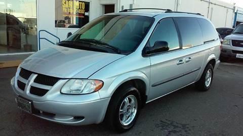 2003 Dodge Grand Caravan for sale in Sacramento, CA