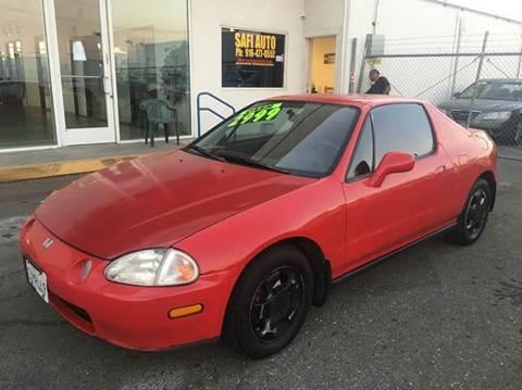 1994 Honda Civic del Sol for sale in Sacramento, CA