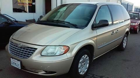 2001 Chrysler Voyager for sale in Sacramento, CA