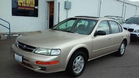 1997 Nissan Maxima for sale in Sacramento, CA
