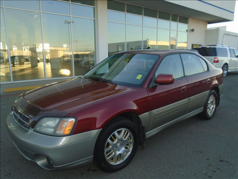 2002 Subaru Outback for sale in Sacramento, CA
