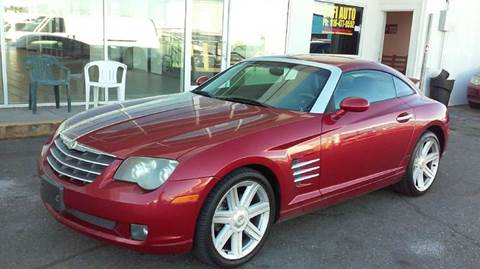 2005 Chrysler Crossfire for sale in Sacramento, CA