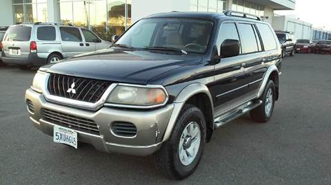 2003 Mitsubishi Montero Sport for sale in Sacramento, CA