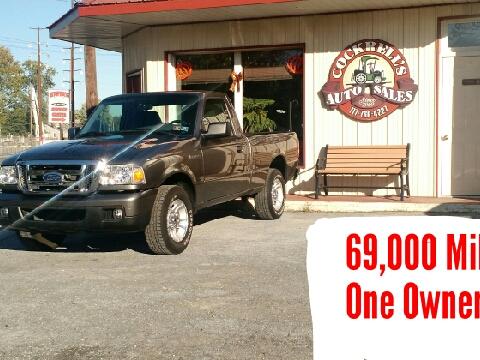 2007 Ford Ranger for sale in Mechanicsburg, PA