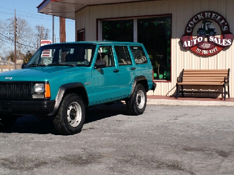 1996 Jeep Cherokee for sale in Mechanicsburg, PA