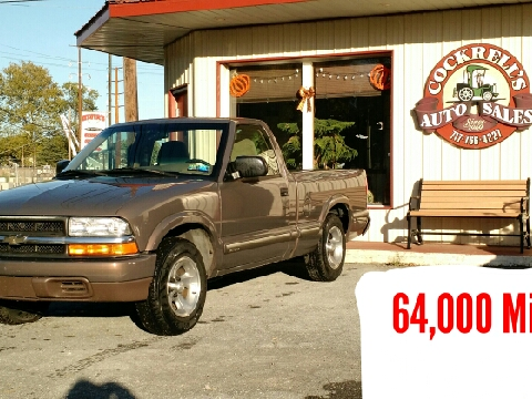 2000 Chevrolet S-10 for sale in Mechanicsburg, PA