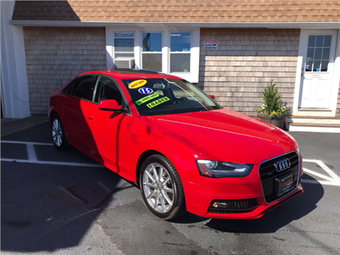 2015 Audi A4 for sale in Chelsea, MA