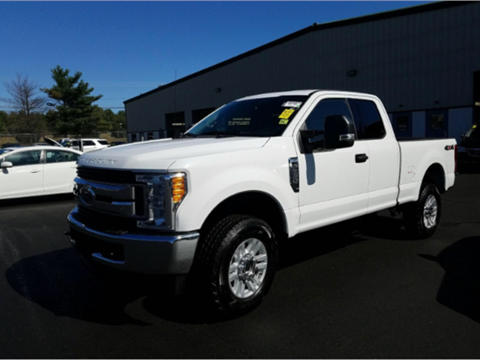 2017 Ford F-250 Super Duty for sale in Chelsea, MA