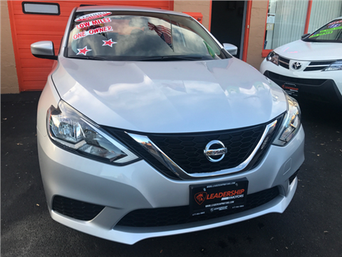 2017 Nissan Sentra for sale in Chelsea, MA