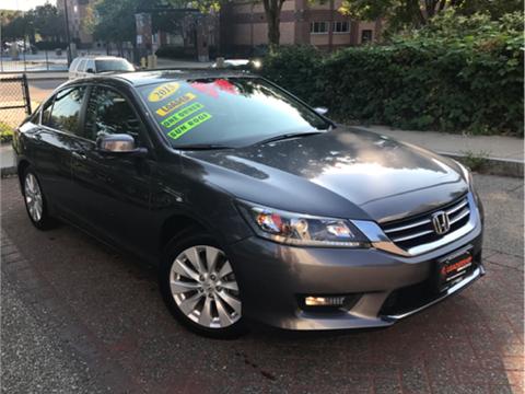 2015 Honda Accord for sale in Chelsea, MA