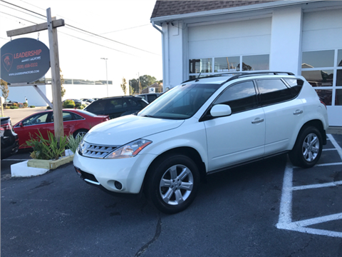 2007 Nissan Murano for sale in Chelsea, MA