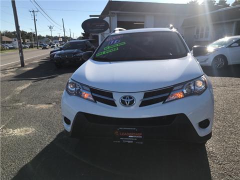 2015 Toyota RAV4 for sale in Chelsea, MA
