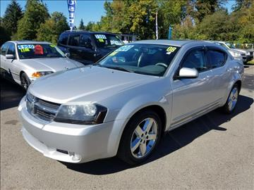 2008 Dodge Avenger for sale in Vancouver, WA