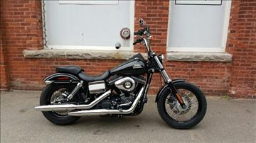 2015 Harley-Davidson Dyna for sale in Spencer, MA