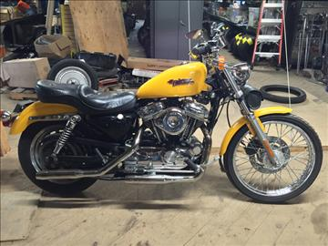 2000 Harley-Davidson Sportster for sale in Spencer, MA