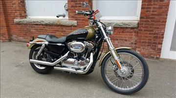 2007 Harley-Davidson Sportster for sale in Spencer, MA