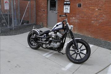 1987 Harley-Davidson Sportster for sale in Spencer, MA
