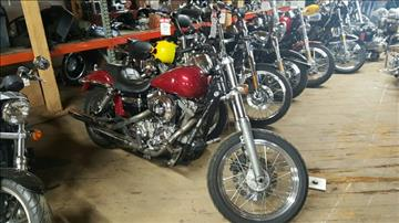 2008 Harley-Davidson Dyna for sale in Spencer, MA