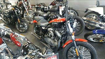 2011 Harley-Davidson Sportster for sale in Spencer, MA