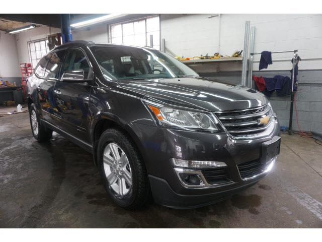 2014 Chevrolet Traverse AWD LT 4dr SUV w/2LT - North Plainfield NJ