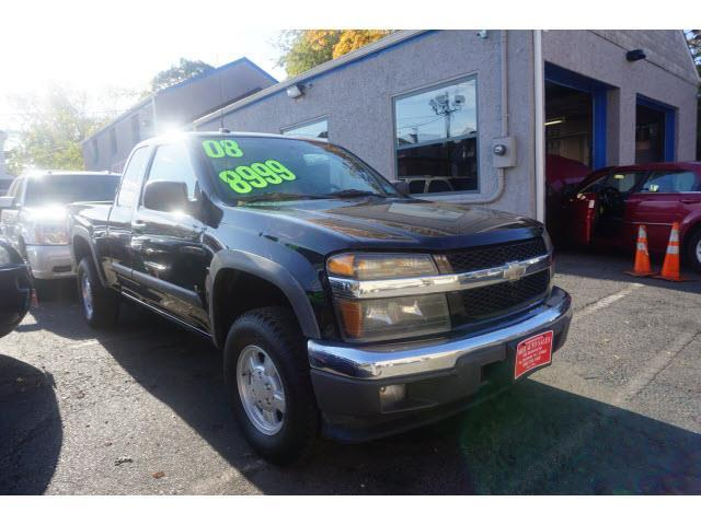 2008 Chevrolet Colorado 4x4 Work Truck Extended Cab 4dr - North Plainfield NJ